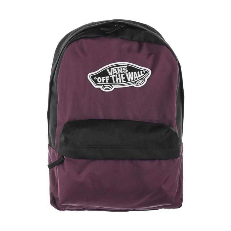 Vans Realm Backpack Prune/Black VN0A3UI6TQR1 (VA268-a) kuprinės