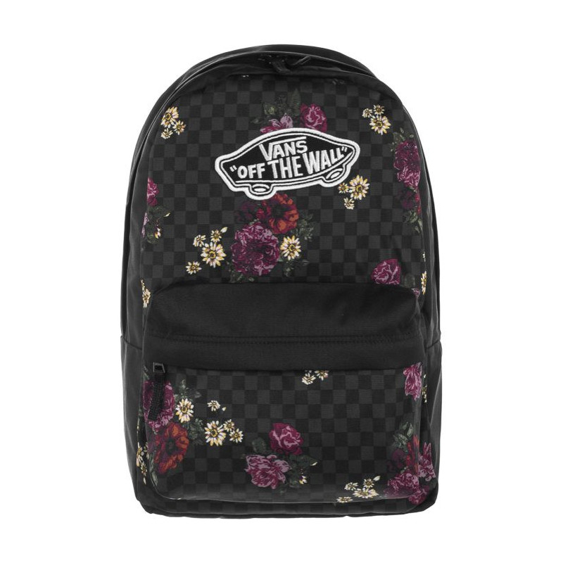 Vans Realm Backpack Botanical Check VN0A3UI6UWX1 (VA287-a) kuprinės