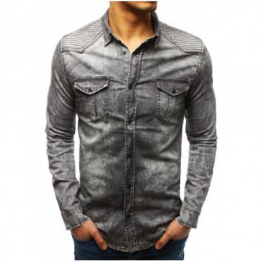 Marškiniai (DX1841) - Drabuziai rubai internetu