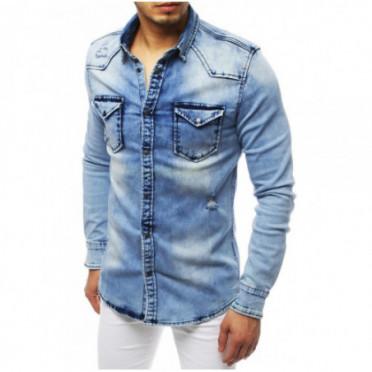 Marškiniai (DX1839) - Drabuziai rubai internetu