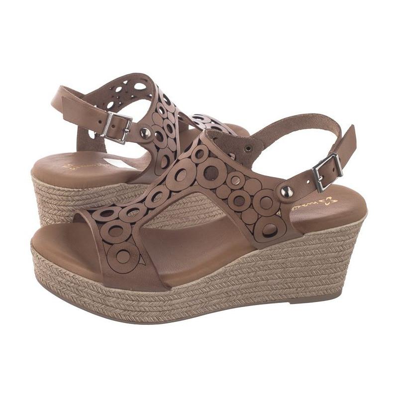 Maciejka Beżowe L4705-29/00-0 (MA602-a) sandalai