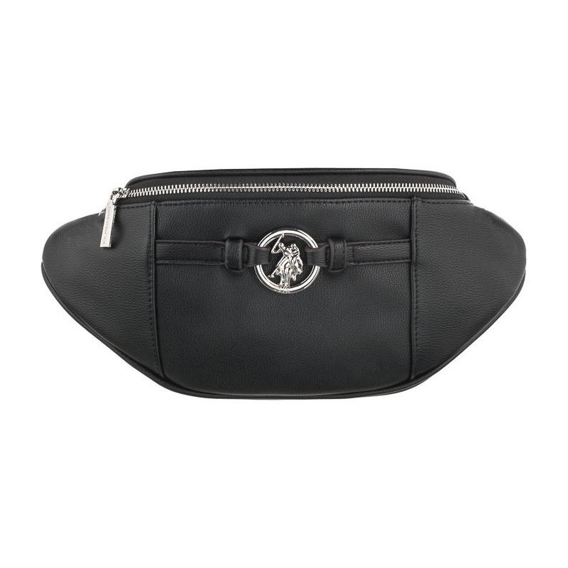 U.S. Polo Assn. Delaware Waist Bag Pu Black BIUDW4905WVP000 (US43-a) kuprinės