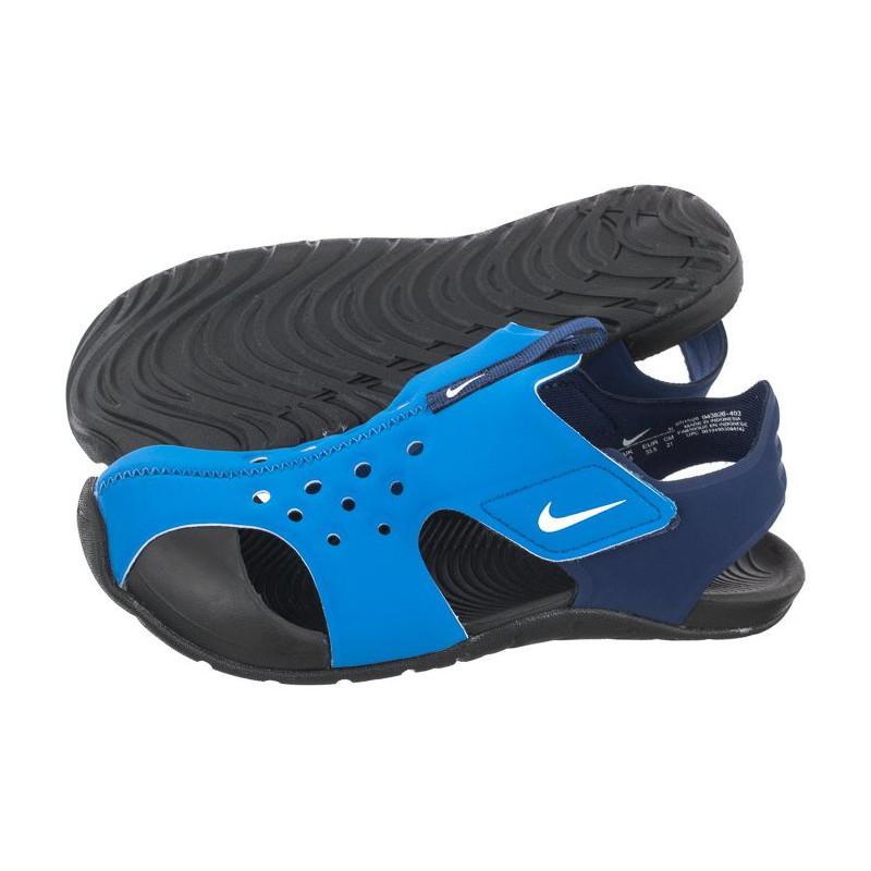 Nike Sunray Protect 2 (PS) 943826-403 (NI841-e) sandalai