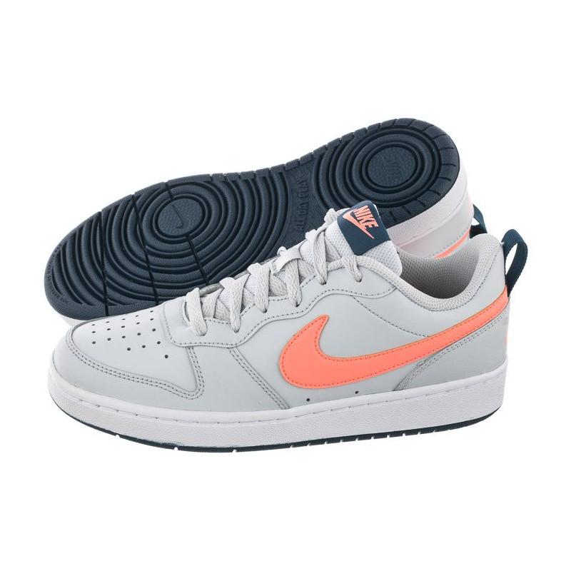Nike Court Borough Low 2 (GS) BQ5448-009 (NI876-d) bateliai
