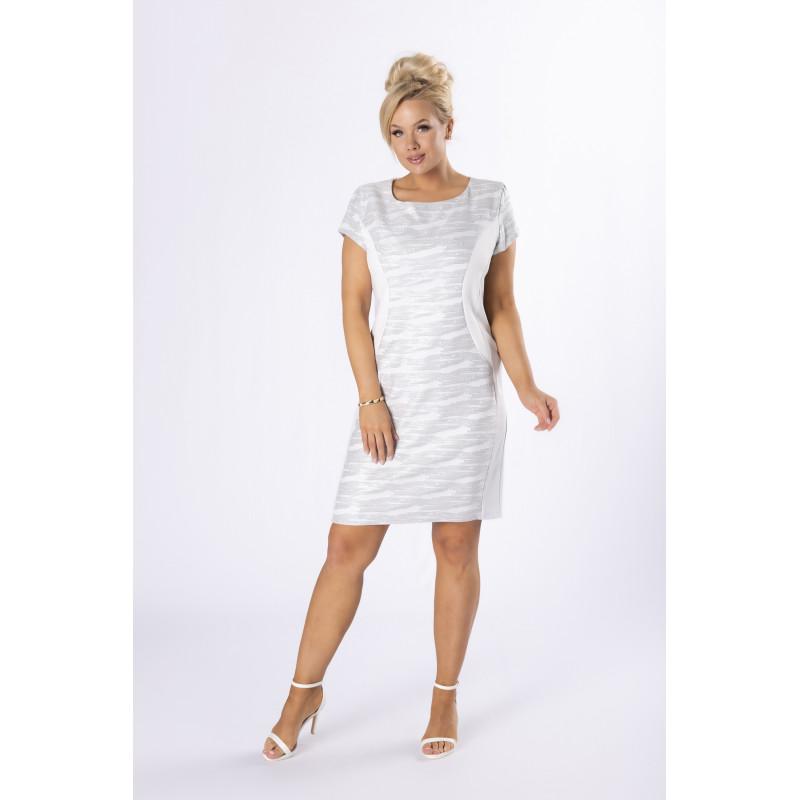 ADRIANO-INES-ROSE suknelė