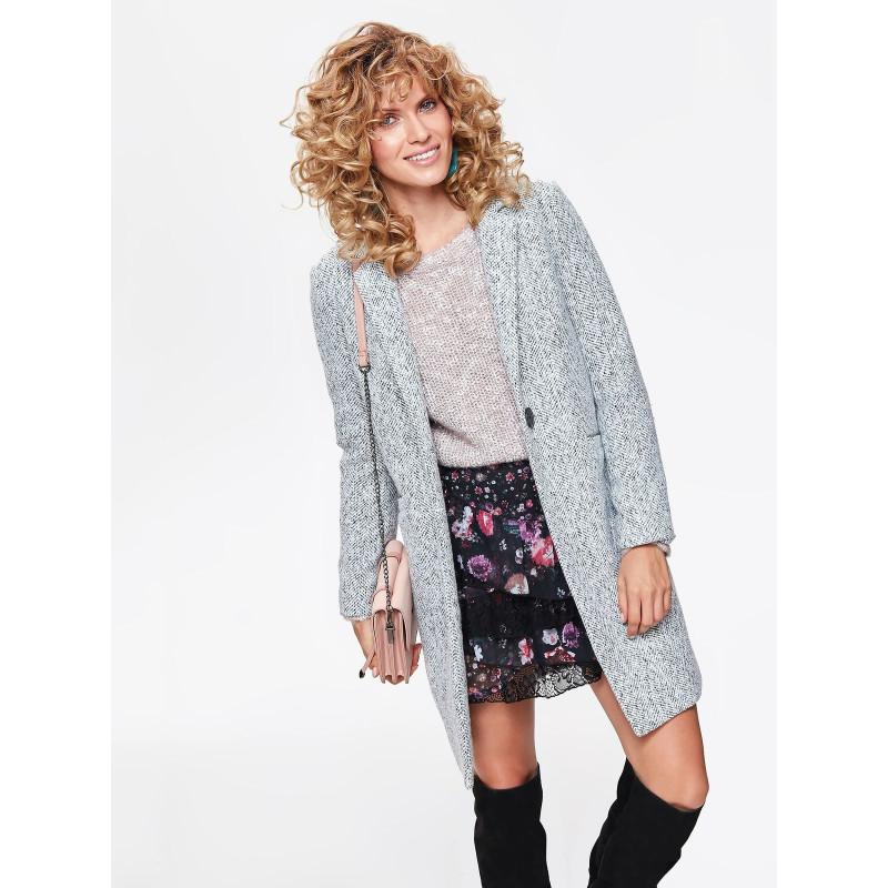 ramntinio stiliaus sijonas